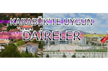 Karabük'te Satılık Daire Fiyatları
