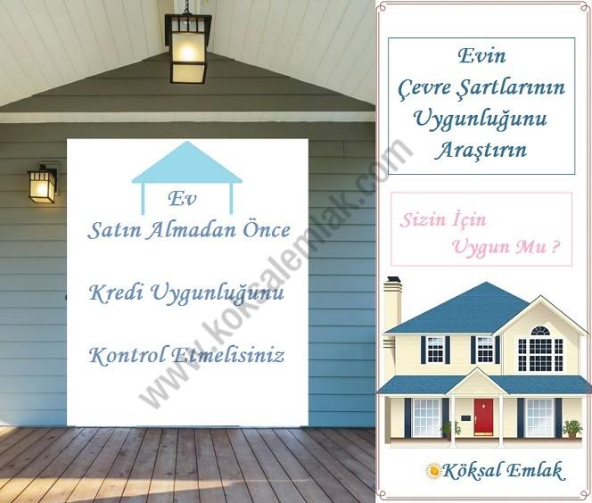 Ev Satın Almak İçin Kredi Kullanımına Uygunluğu